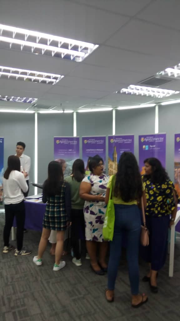 BAC's UK Education Fair 2019
