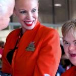 Georgia Knoll's Journey To Achieve Her Dream As A Flight Attendant